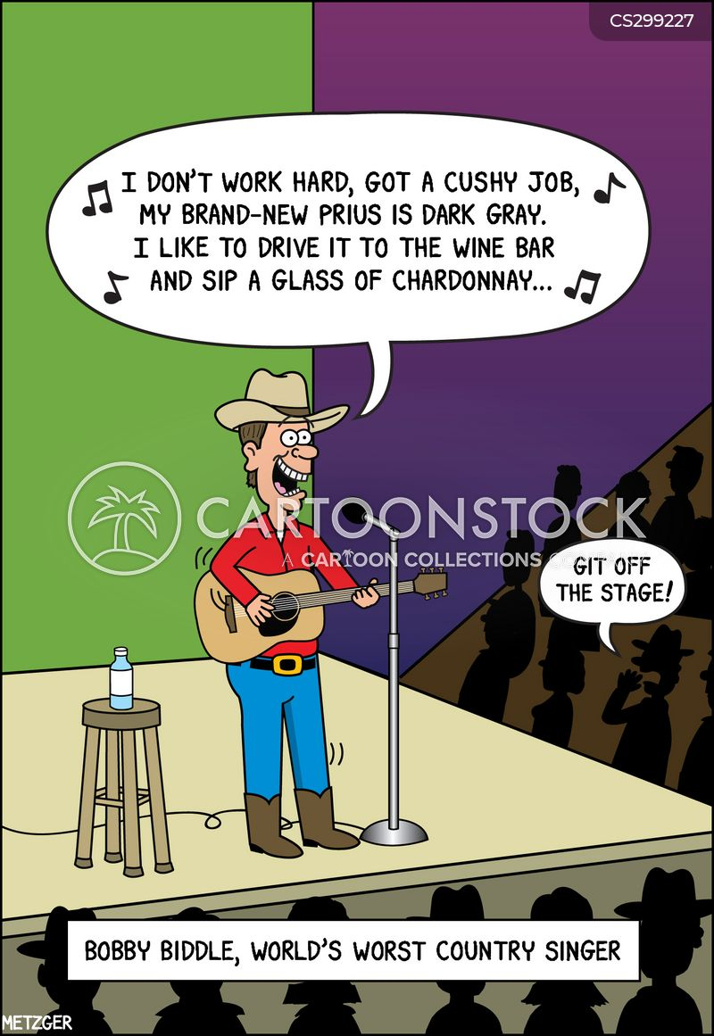 Country singers cartoons country singers cartoon funny country