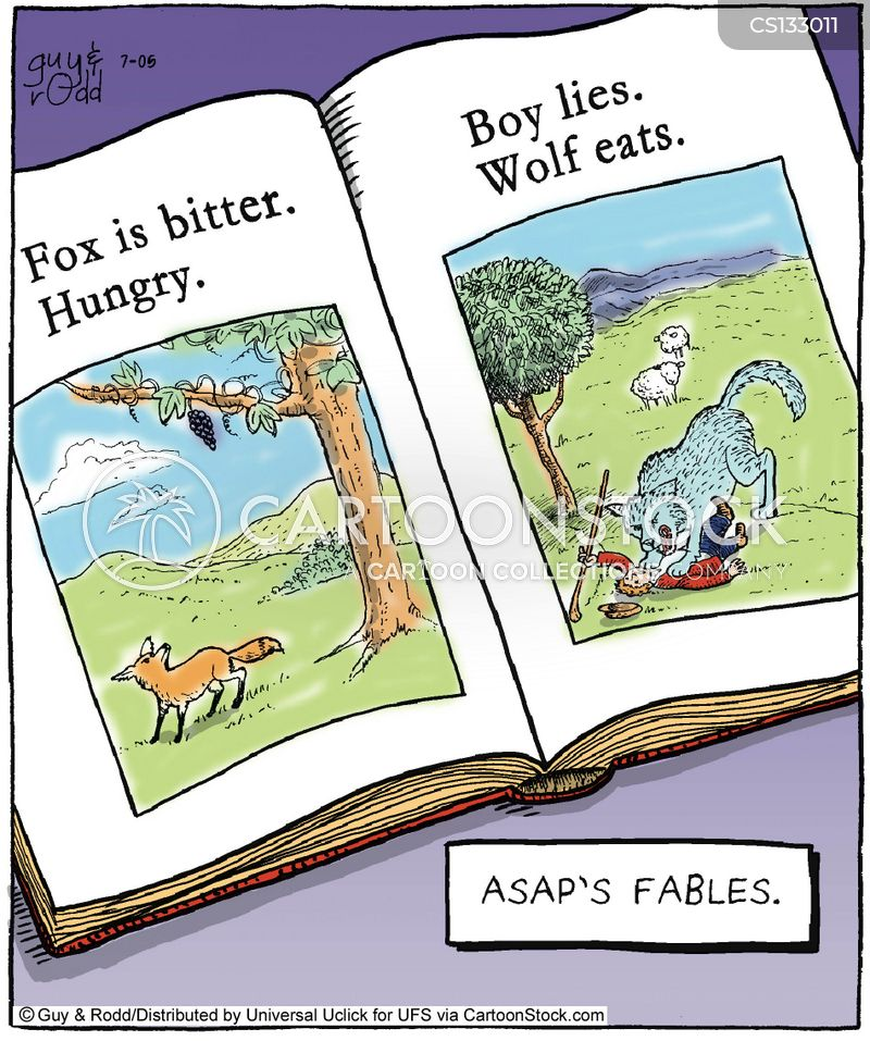 fable tales book
