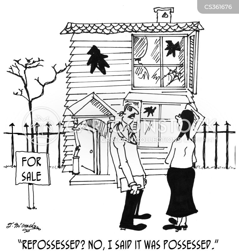 Haunted houses cartoons and comics funny pictures from - Cartoon haunted house pics ...