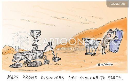 mars rover comic funny - photo #43