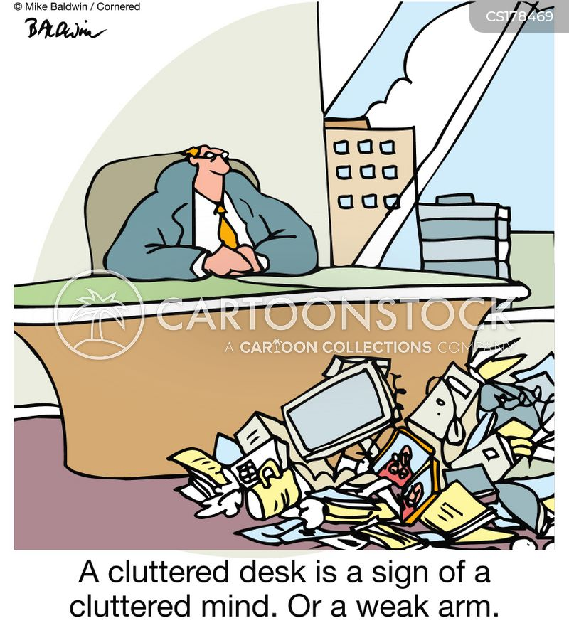 Disorganized Cartoons And Comics Funny Pictures From