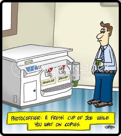 copy machine pictures