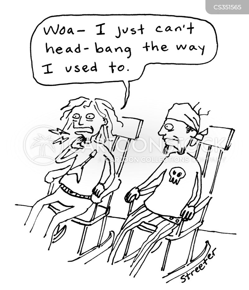 Hard Rock Cartoons And Comics Funny Pictures From