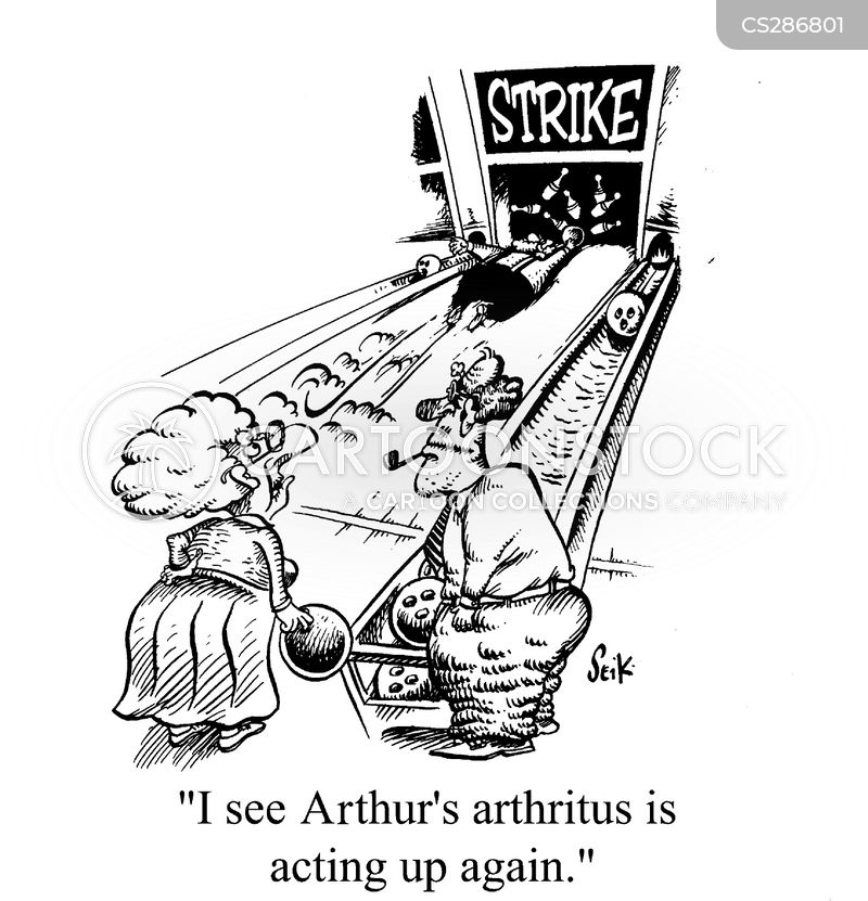 10 Pin Bowling Cartoons And Comics Funny Pictures From