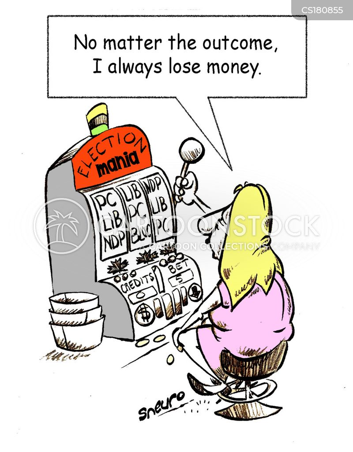 funny fruit gambling machine