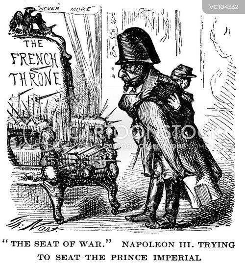 Franco Prussian cartoo...