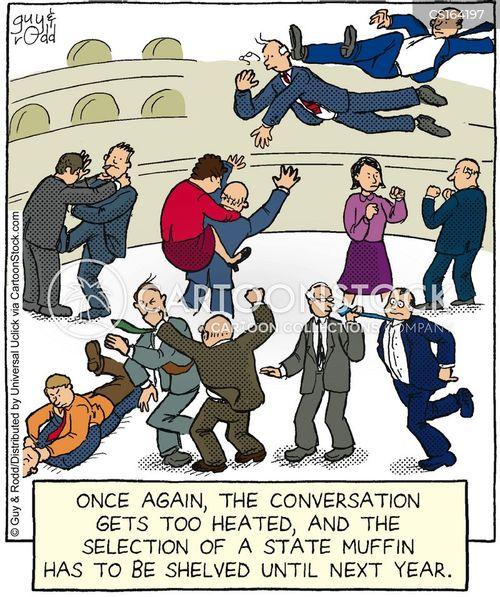 Executive Privilege Conversations