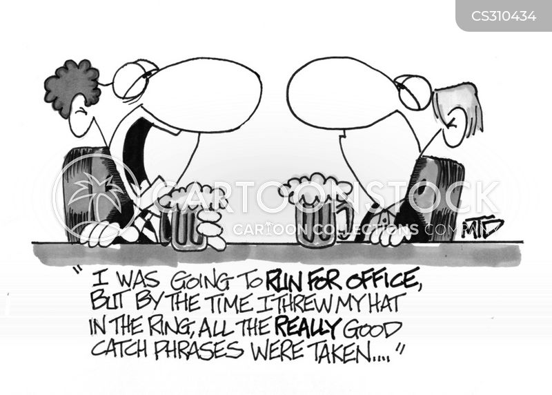 Catch-phrases Cartoons and Comics - funny pictures from ...