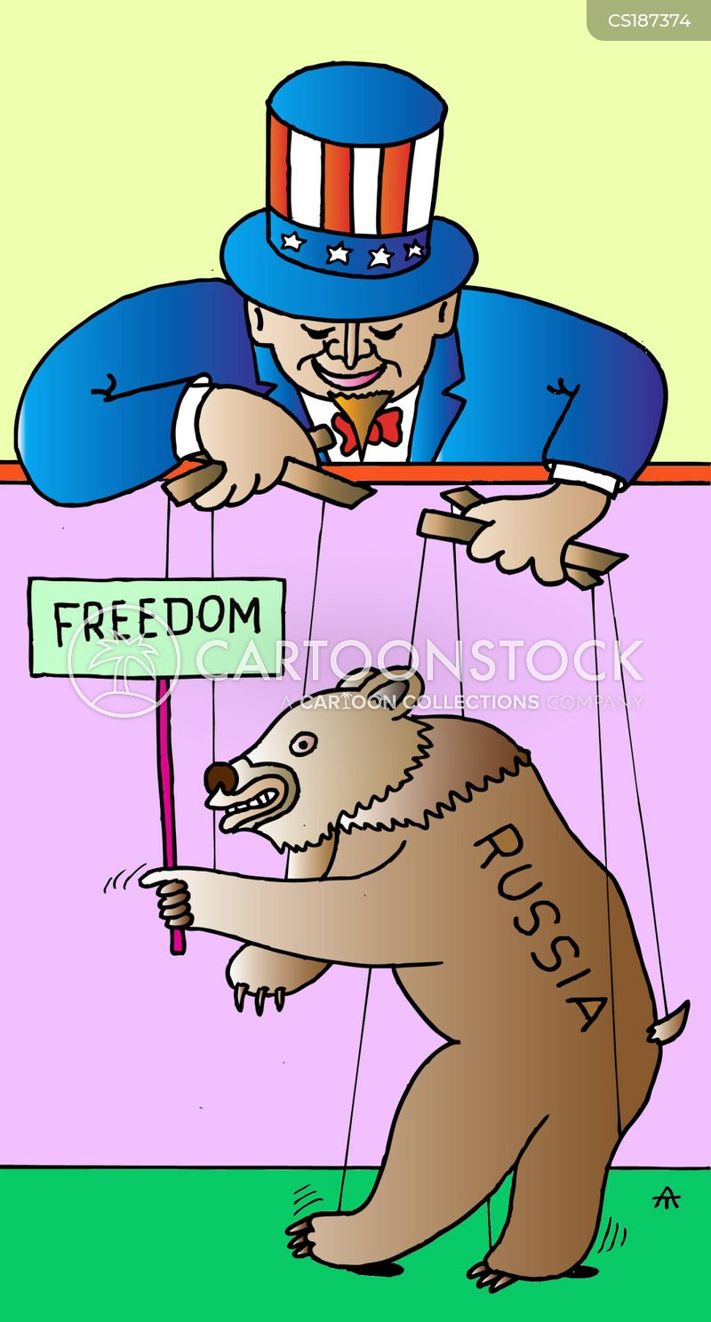 Russia Cartoons And Comics Funny Pictures From Cartoonstock