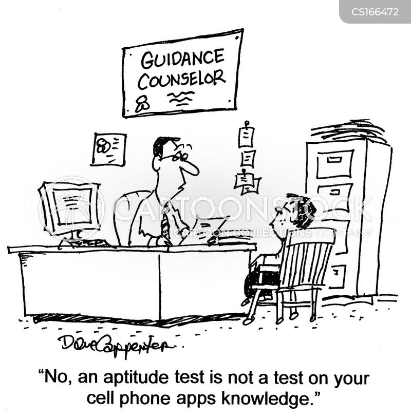 Aptitude Test Cartoons and Comics - funny pictures from ...