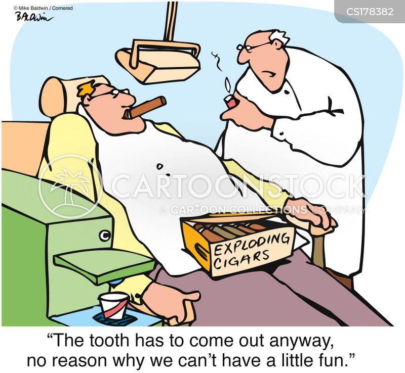 Pulling Teeth Cartoons And Comics Funny Pictures From