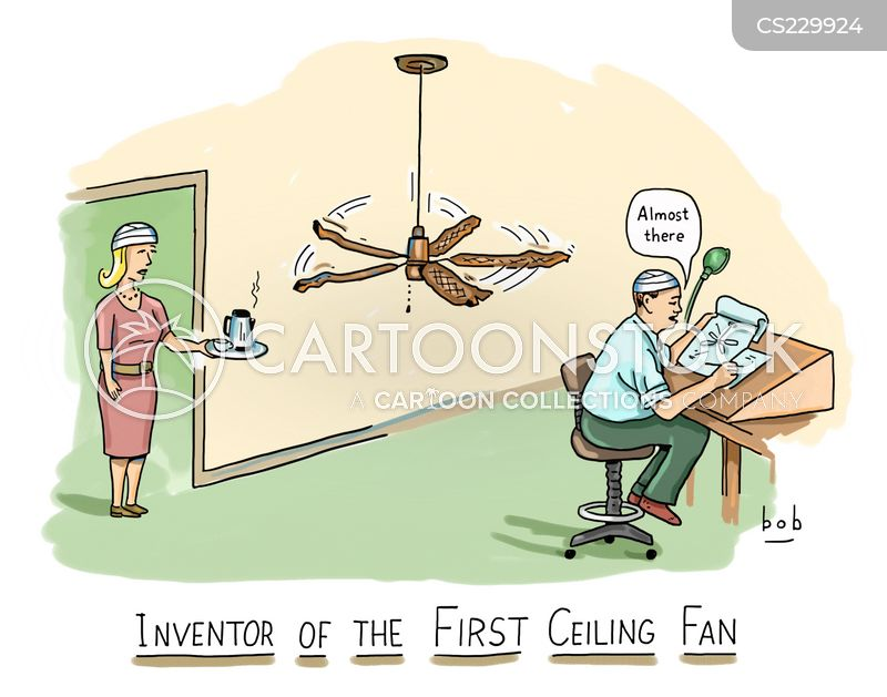 Ceiling Fans Cartoons And Comics Funny Pictures From