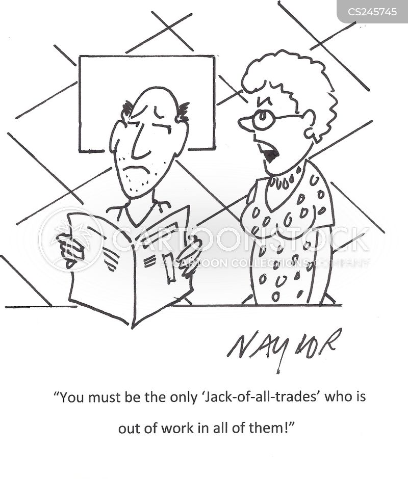 how to become a jack of all trades