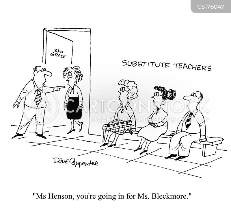 how to become a high school substitute teacher