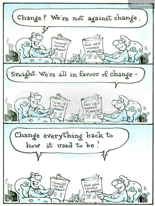 how to change my ways