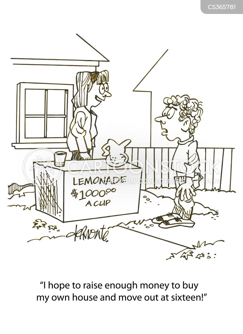 Buying A House Cartoons And Comics Funny Pictures From