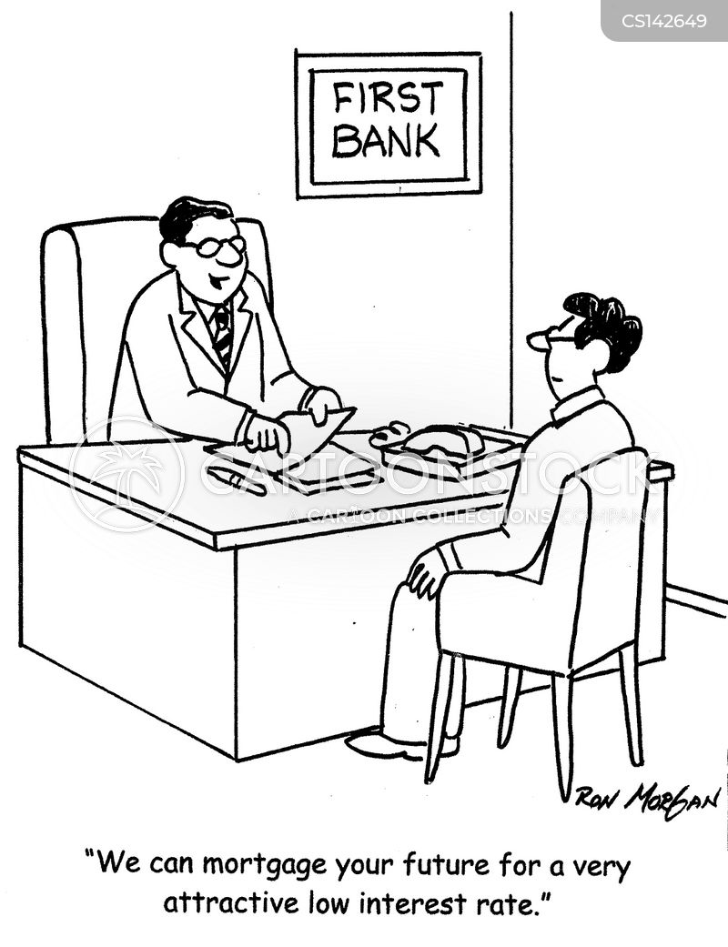 Interest Rate Cartoons and Comics - funny pictures from ...