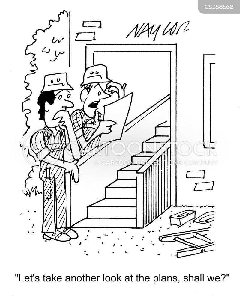 House Builder Cartoons And Comics Funny Pictures From