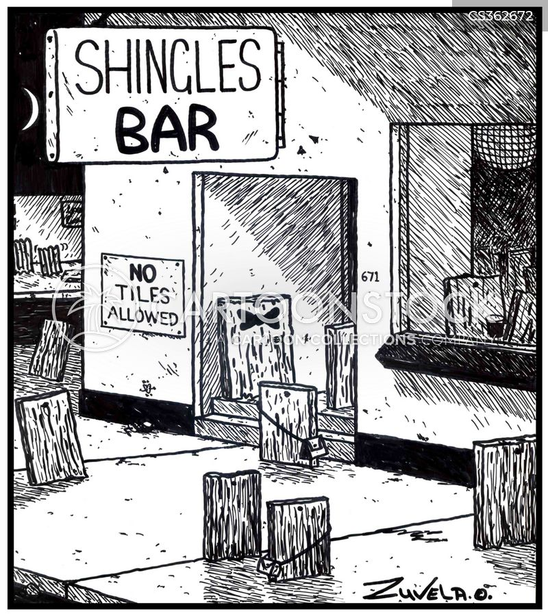 Shingles Cartoons And Comics Funny Pictures From