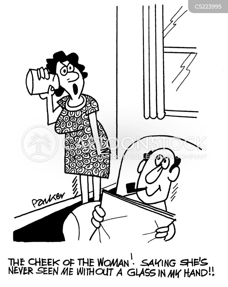 Lush Cartoons And Comics Funny Pictures From Cartoonstock