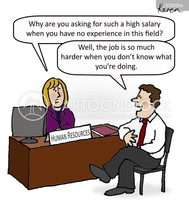 Job Search Cartoons And Comics Funny Pictures From
