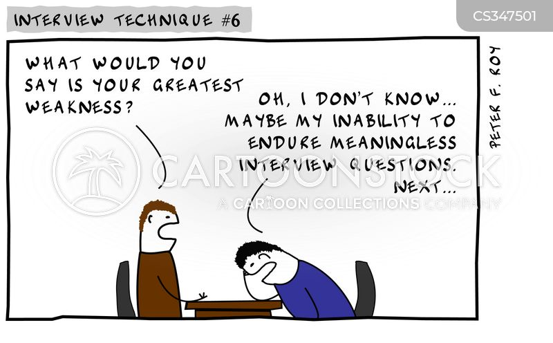 Personnel Managers Cartoons And Comics Funny Pictures