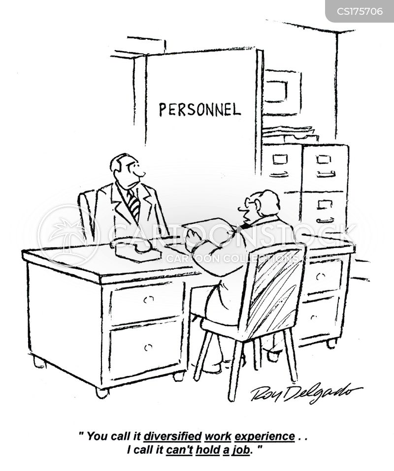 Work Experience Cartoons And Comics Funny Pictures From