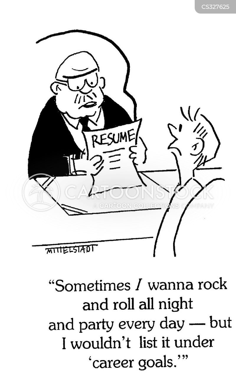 Career Guidance Cartoons And Comics Funny Pictures From