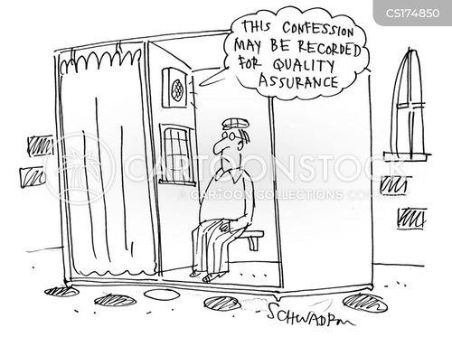 quality assurance cartoons and comics