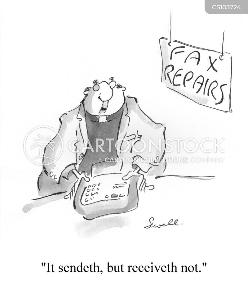 fax machine repairs