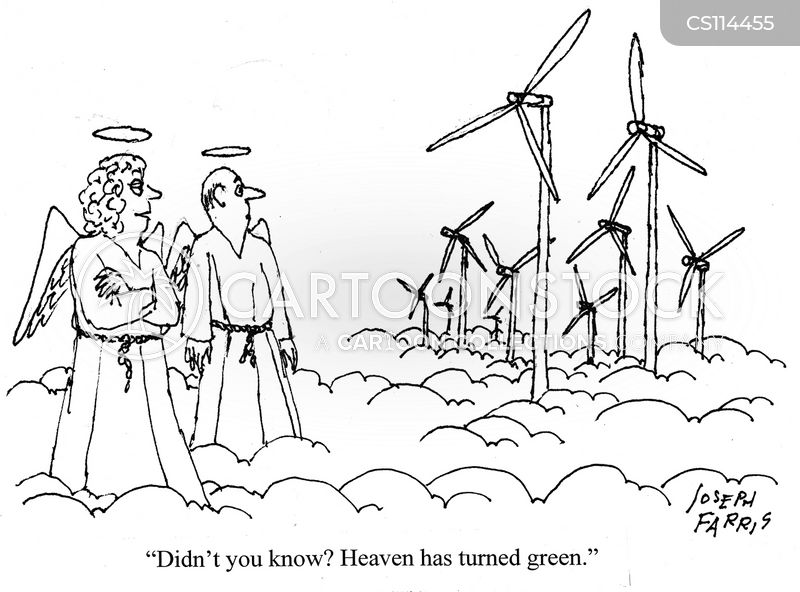 Windfarm Cartoon, Windfarm Cartoons, Windfarm Bild, Windfarm Bilder, Windfarm Karikatur, Windfarm Karikaturen, Windfarm Illustration, Windfarm Illustrationen, Windfarm Witzzeichnung, Windfarm Witzzeichnungen