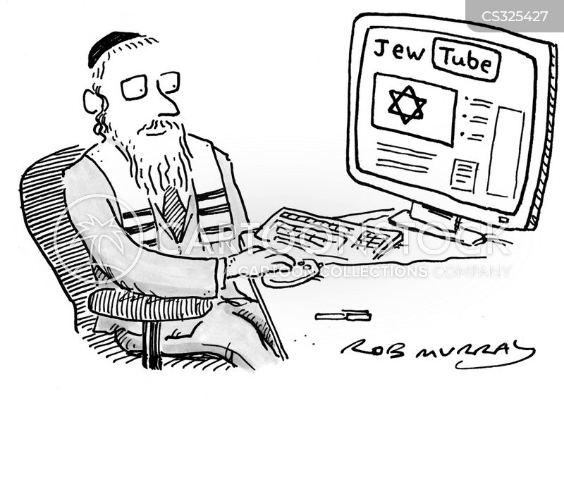 orthodox jews cartoons and comics   funny pictures from cartoonstock