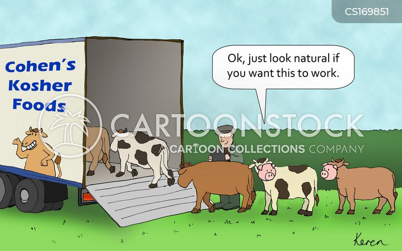 Food Industry Cartoons And Comics Funny Pictures From Cartoonstock