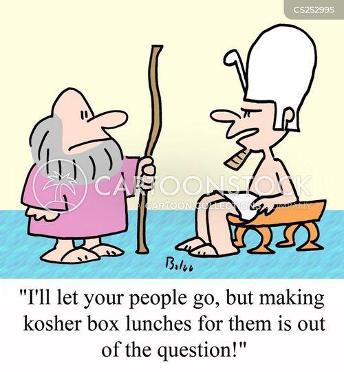 Kosher Kitchen Rules