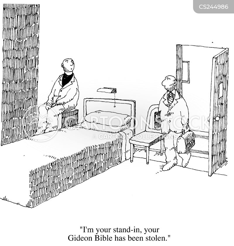 Gideon Bible Cartoons And Comics Funny Pictures From
