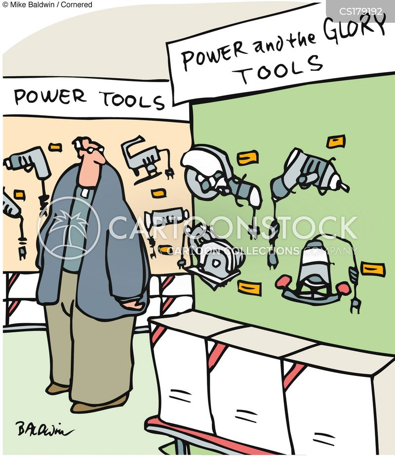 Power Tools Cartoons And Comics Funny Pictures From