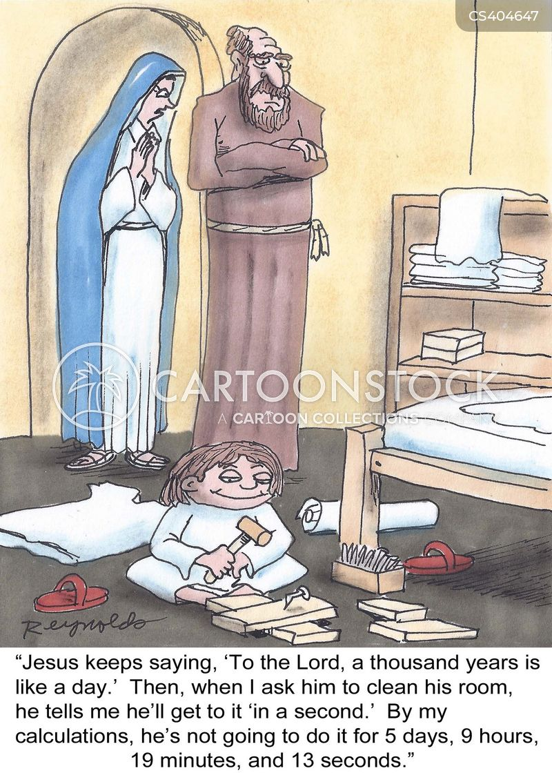 Virgin Mary Cartoons And Comics Funny Pictures From