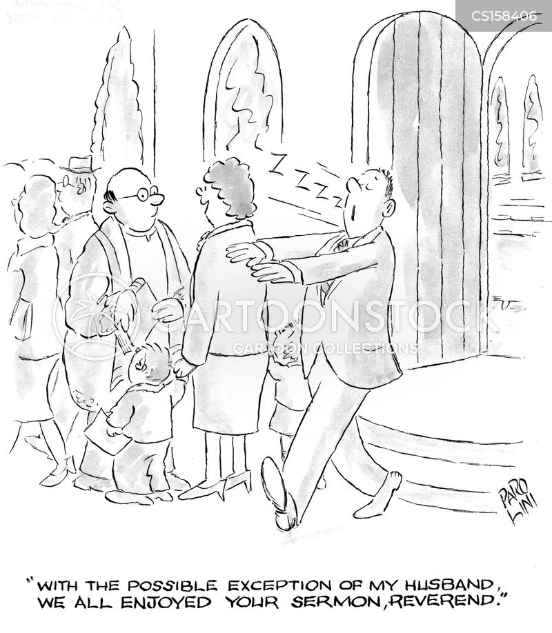 Deacon Cartoons And Comics Funny Pictures From Cartoonstock