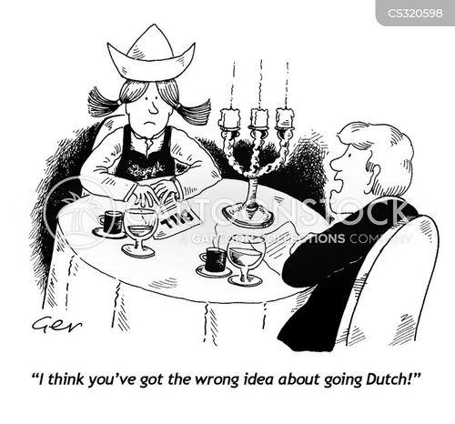 dating go dutch
