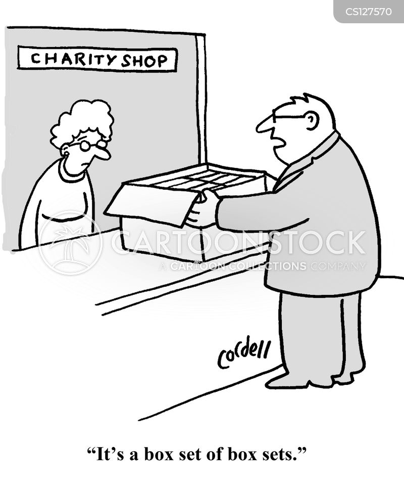 Charity Shop Cartoons And Comics Funny Pictures From