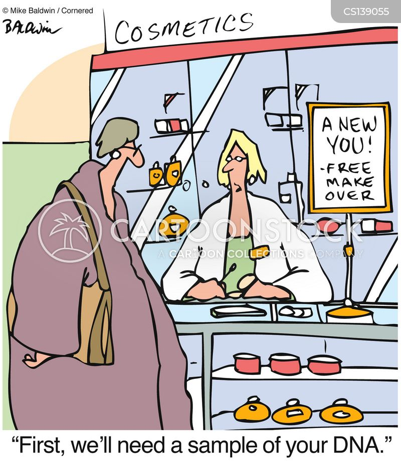Make-over Cartoons and Comics - funny pictures from ...