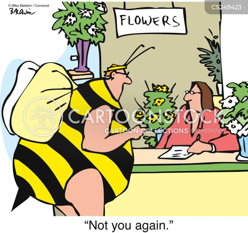 Flower Seller Cartoons and Comics - funny pictures from ...