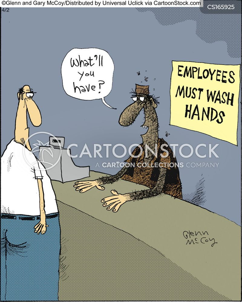Cashier Cartoons: Funny Pictures From CartoonStock