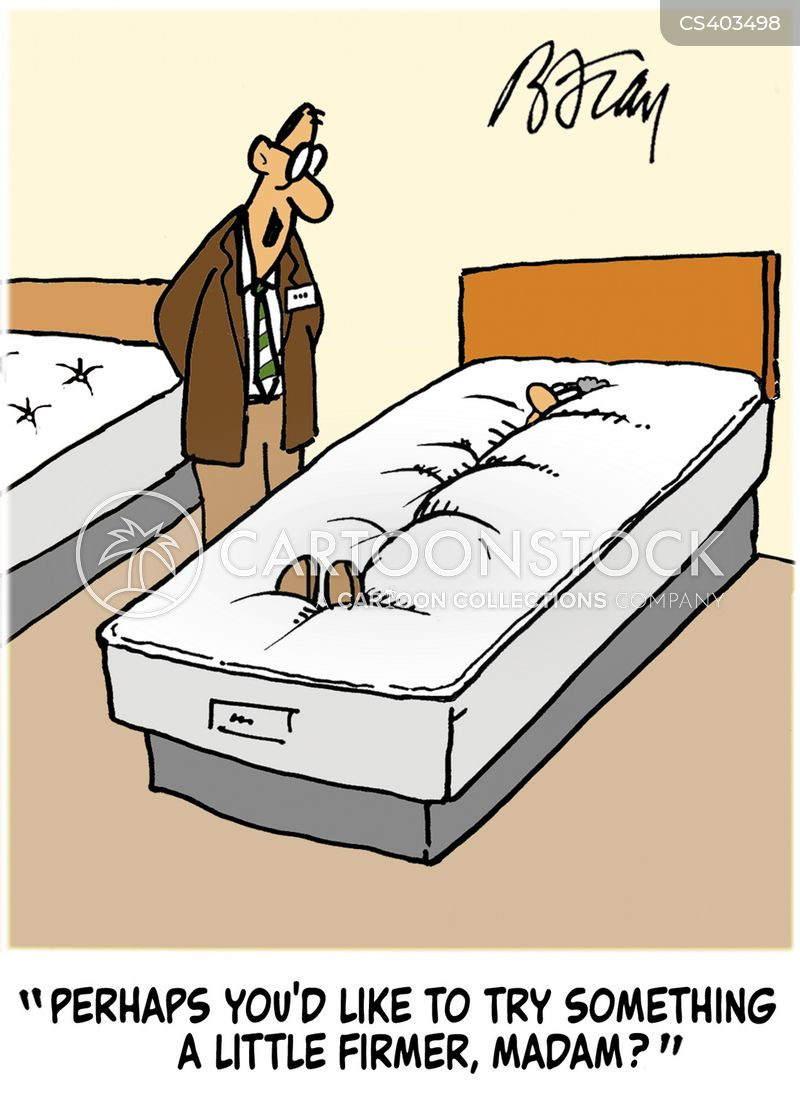 Soft Mattresses Cartoons And Comics Funny Pictures From