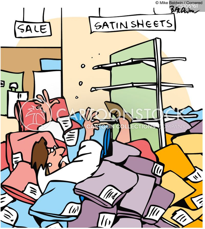 Bed Sheets Cartoons And Comics Funny Pictures From