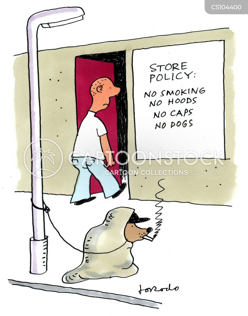dog ban cartoons and comics   funny pictures from cartoonstock