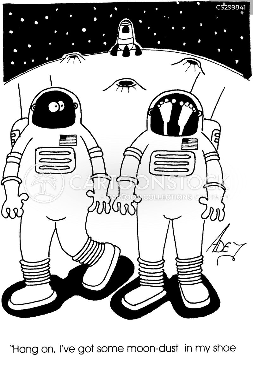 strong astronaut comic - photo #28