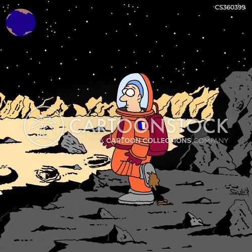 strong astronaut comic - photo #34