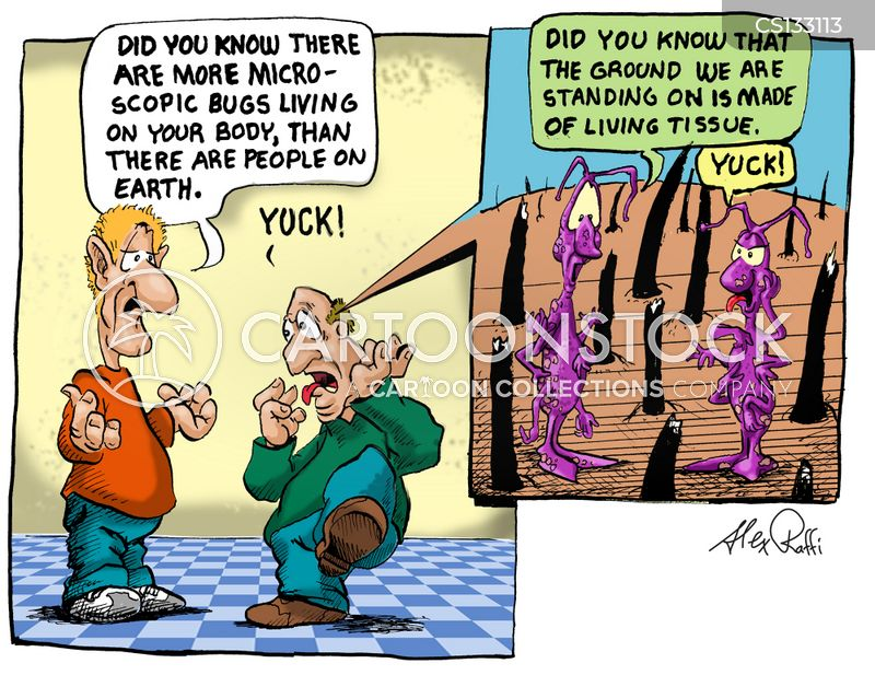 Human Body Cartoons And Comics Funny Pictures From