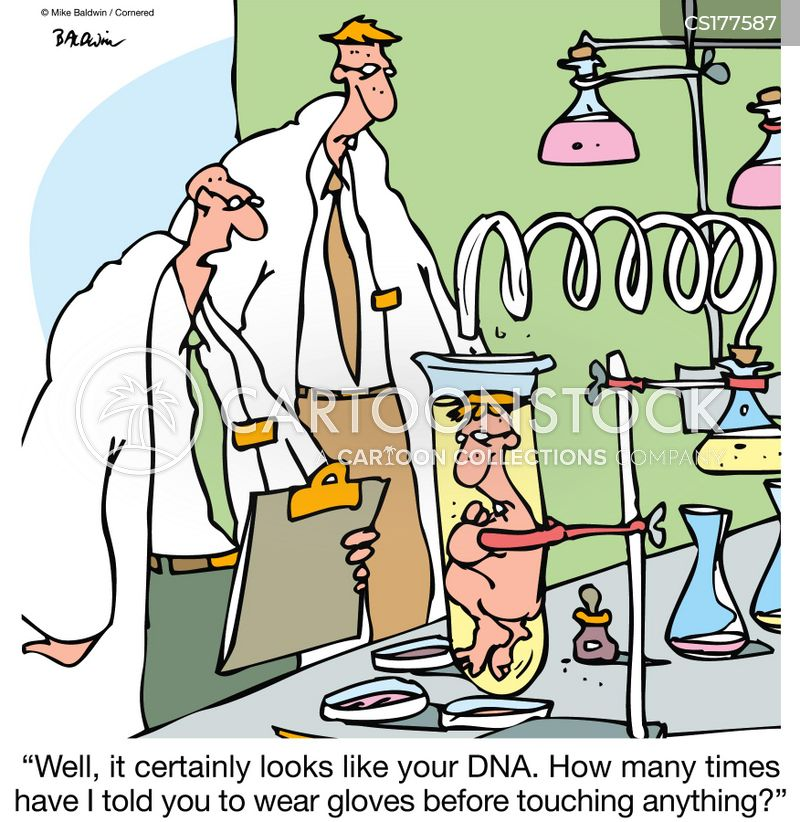 Science Laboratory Cartoons and Comics - funny pictures from ...